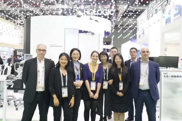 Essilor Team at CIIE