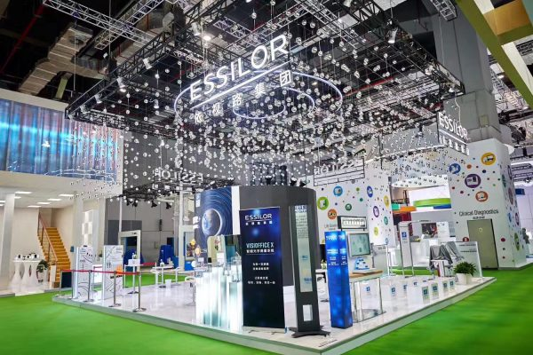 Essilor's technology is a hit at 2nd China International Import Expo (CIIE)